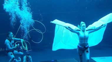 Kate Winslet says she learned to her hold breath for more than 7 minutes for underwater scenes in 'Avatar 2'