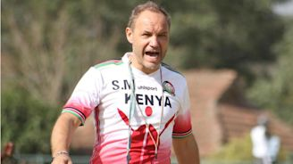 Afcon: Kenya coach Sebastien Migne will assess Musa Mohamed and Eric Ouma