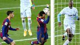 梅西追平貝利的入球紀錄, 兩代球王間的非凡對照