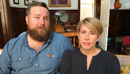 Exclusive: Erin and Ben Napier Honor Two Special Veteran Caregivers in Emotional Tribute