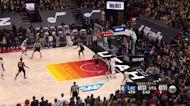 Top dunks from Utah Jazz vs. LA Clippers