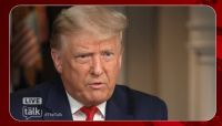The Talk - Lesley Stahl on Donald Trump '60 Minutes' Interview A Year Later; 'We were stunned'