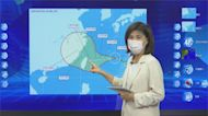快新聞/烟花颱風逐漸逼近!氣象局預估「最快明海陸警齊發」