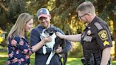 'Buddy wouldn't be alive today' if not for a Fond du Lac County sheriff deputy's late-night rescue of a blind and deaf terrier