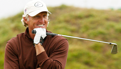 Golfer Greg Norman just sold his $55 million mansion. But he's still a Florida man