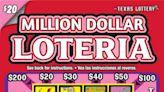 Tarrant-area resident claims last of Texas Lottery's 'Million Dollar Loteria' top prizes