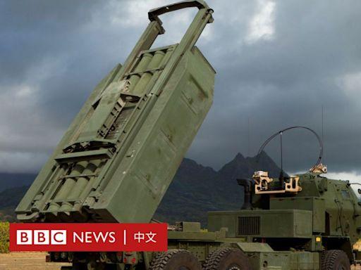 台灣證實最新一批美國軍售 「海馬士火箭」成焦點