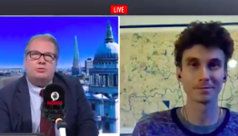 Radio host mocked for telling Insulate Britain activist you can grow concrete