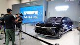 MIH推電動車開放軟體平台 結盟Arm和微軟 (圖)