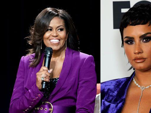 Michelle Obama, Demi Lovato, Billie Jean King to Headline 19th Represents Summit