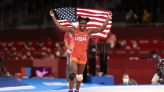 The Incredible Story of Tamyra Mensah-Stock, America's Second-Ever Women's Wrestling Olympic Champion