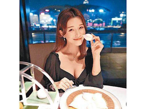 李蔓瑩31歲賣大包