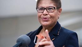 U.S. Rep. Karen Bass Is Running For Mayor Of Los Angeles: Reports