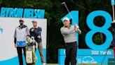 AT&T Byron Nelson tee times, TV info for Thursday's first round