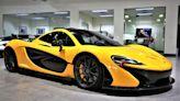 2015 McLaren P1 Is A One-Owner Masterpiece