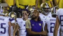 Washington looks to stop early spiral hosting Arkansas State