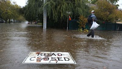 Not even record-breaking rainstorm will end California's drought, experts say