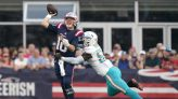 Mac Jones Looks Solid In Patriots Debut But Can't Lead New England To Win Against Miami