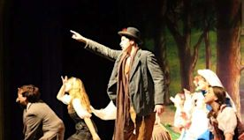 High School Celebrates 10 Years Of Musicals With 'Into The Woods'