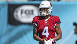 You won't believe what caused Cardinals' Rondale Moore to muff a punt