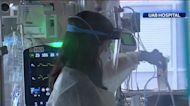 Inside Alabama hospital as Covid cases surge