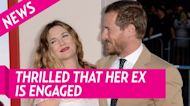 Drew Barrymore Adores Ex-Husband's Fiancee: 'President of Her Fan Club'