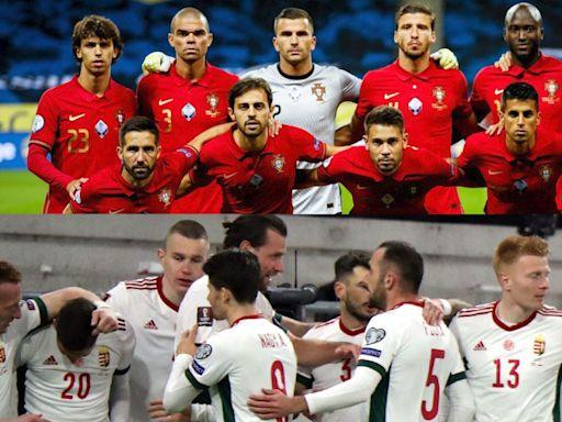 歐國盃攻略 葡萄牙星光熠熠 撐上盤匈牙利   蘋果日報