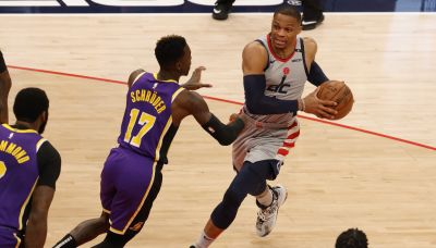 Bleacher Report proposed blockbuster trade sending Russell Westbrook to Lakers