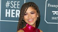Zendaya Still Wants to Dress Up for the 2020 Emmys