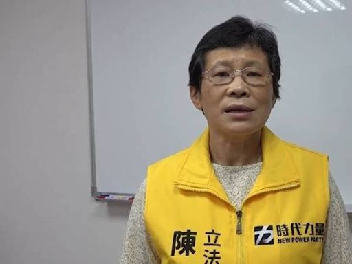 陳椒華質疑高端疫苗審查委員 被醫生拿出專業打臉