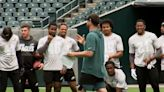 Eagles coach Nick Sirianni and the power of connection