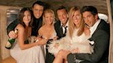 "Lisa Kudrow Says 'Friends' Reunion ""Definitely"" Underway For HBO Max"