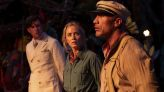 'Jungle Cruise' review: Dwayne Johnson and Emily Blunt head up 'Pirates of the Caribbean' without a paddle