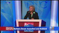 Former California Senator Barbara Boxer Assaulted, Robbed In Oakland's Jack London District