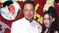 Grimes & Elon Musk Make Slight Change To Baby Boy's Name, X Æ A-12