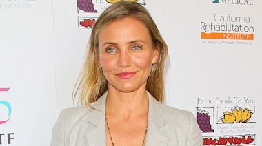 Cameron Diaz Talks Potentially Returning to Acting: 'Never Say Never'