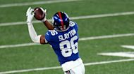 WR Darius Slayton slated to return with Giants receiving core hurting | Giants News Conference
