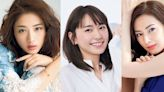 「日本30代最美女星」排行榜第一名居然是她!連新垣結衣、石原聰美都輸慘了