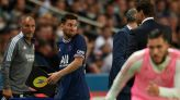 Lionel Messi to miss PSG trip to Metz after suffering knee injury against Lyon