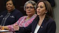Harris launches campaign for voting rights