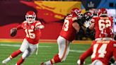 Fantasy football: Mahomes, Murray lead Week 7 quarterback rankings