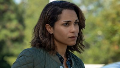 'Hightown' star Monica Raymund on playing a queer federal agent in a straight man's world
