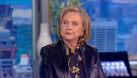 Hillary Clinton says US is in the middle of a constitutional crisis