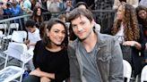 Mila Kunis and Ashton Kutcher shut down marriage rumours in hilarious video
