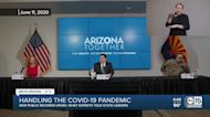 New public records unveil what experts told Arizona leaders about pandemic
