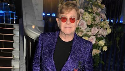Elton John Says He's the 'Fittest' He's Been in a Long Time at Age 74