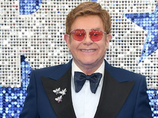 Elton John Says 'I'm the Fittest I've Been' After Prioritizing His Health During Lockdown