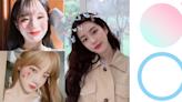 每個女生手機都必載!2020韓女子最愛「自拍APP」ins大洗版新貼圖、C位拍照姿勢,原來可以這樣拍!