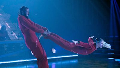 Iman Shumpert wows the 'Dancing With the Stars' judges with a 'masterpiece' Horror Night performance