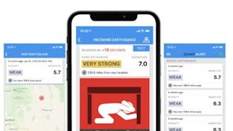 California's New Early Warning Earthquake App Features a Shaking Countdown